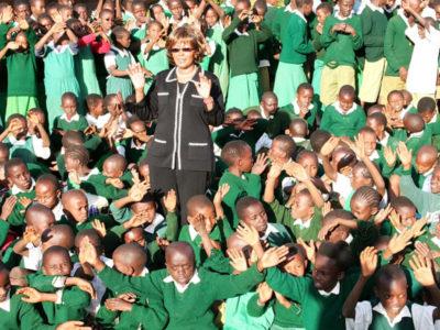 Answer Africa PowerPoint Presentation
